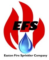 Easton Fire Sprinkler Company for fire protection and fire safety